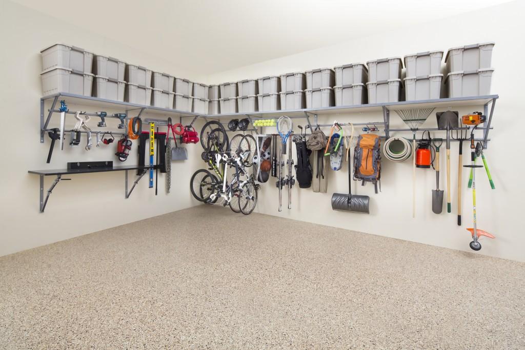 best garage organization tips to eliminate clutter - Garage Organization