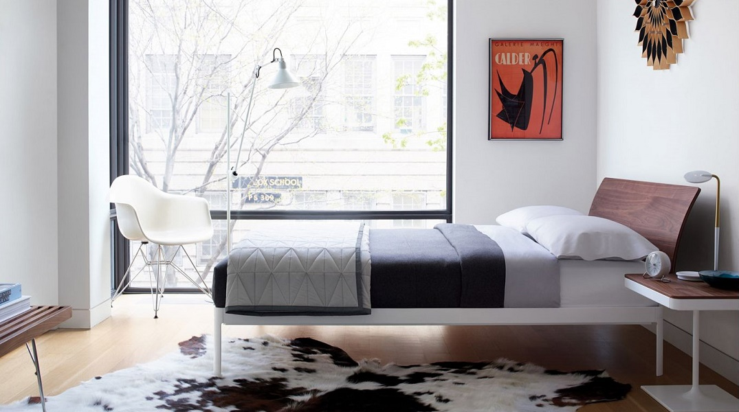 Bed With Nice Decor