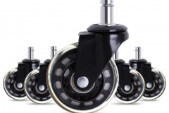 Heavy-Duty Casters Provide Benefits in Various Environments