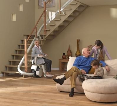 How to Improve a Residence for the Needs of an Elderly Picture