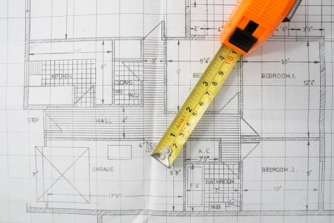How to Measure Square Footage Picture