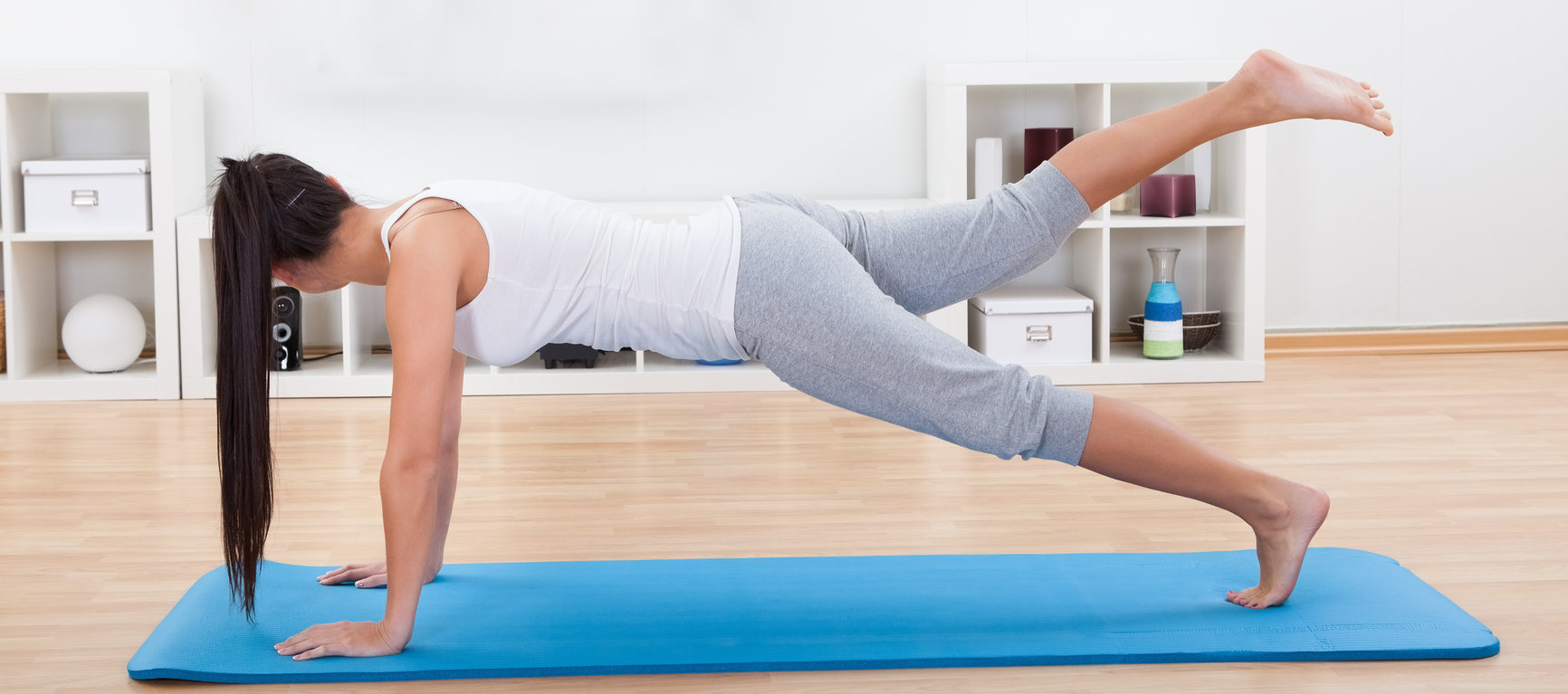 Ideas to Make Room for Home Fitness Training Picture