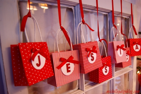Make your home festive with beautiful ribbons Picture