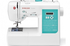 Singer 7258 vs Brother SE400 Stitch Computerized Sewing Machine Picture