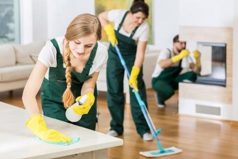 Hire a Maid Service