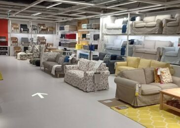 Owning Comparatively Few Furniture Items Can Be Inconvenient