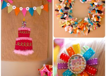 Ribbons – The Best Accessories for a Surprise Birthday Party