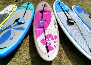 The Key Factor in Choosing Your First SUP – Stability