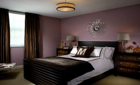 colour pallete in bedroom