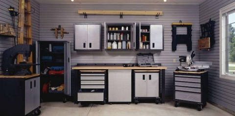 Designing Your Ideal Garage Understanding Workbenches and Storage Options