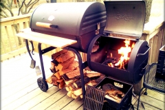 Electric vs. Wood Smoker - Which Produces More Flavorful Meat? Picture