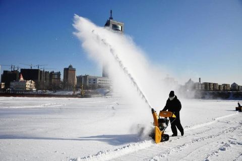 How to Find a Quality Snow Blower Picture
