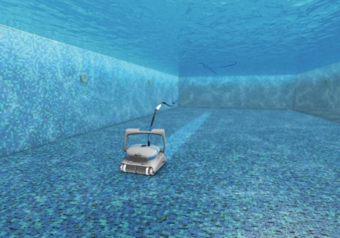 Important Features that a Robotic Pool Cleaner Must Include Picture