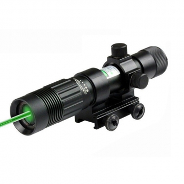 The Red Dot Sights vs Laser Sights Picture 2