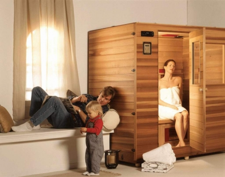 Step by Step Guide to Building a Home Sauna Picture