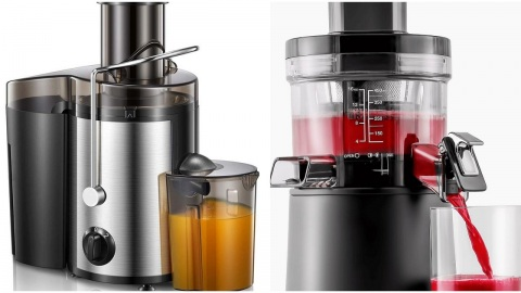 The Difference Between a Juicer and a Cold Press Juicer Picture