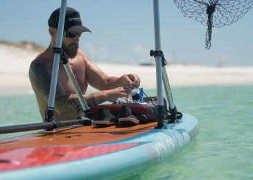 Angler's Guide to Picking the Right Fishing Paddle Board