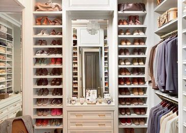 How to Make Your Dressing Room More Practical