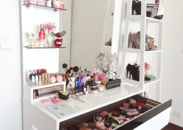 How to Organize Your Vanity Area