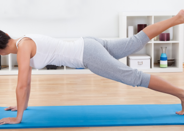 Ideas to make room for home fitness training
